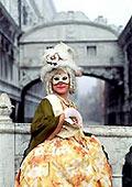 Карнавалы в Италии. Венеция.